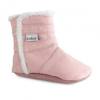 Bobux Soft suola Winter Warmer 3977 rosa