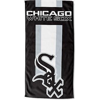 Northwest MLB Strandtuch ZONE Chicago White Sox 76x152cm