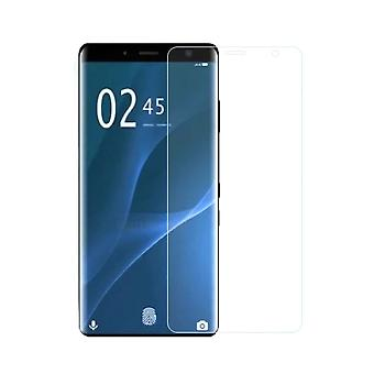 Sony Xperia 1 tank protection display glass tank slide 9 H glass - 10 pieces