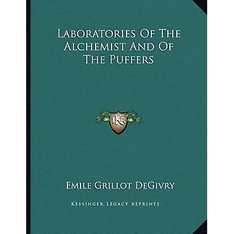 Laboratories of the Alchemist and of the Puffers by Emile Grillot Deg