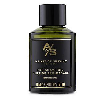 The Art Of Shaving Pre Shave Oil - Bourbon 60ml/2oz