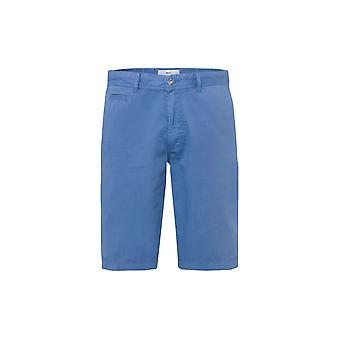 Brax Bari Tailored Short Blue