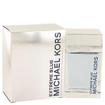 Michael Kors Extreme Blue by Michael Kors Eau De Toilette Spray 4 oz / 120 ml (Men)