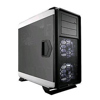 Corsair graphite 760t cabinet full-tower black/white