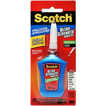Scotch Ultra Strength Adhesive .14 Ounces Adh670