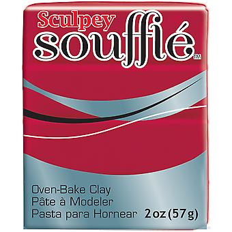 Souffle de Sculpey Clay 2 oz Cherry Pie Su6 6083