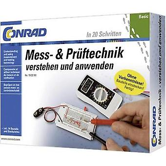 Course material Conrad Components Basic Mess- & Prüftechnik 10091 14 years and over