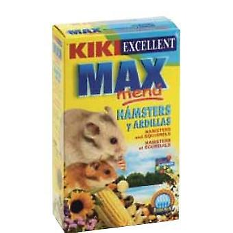 Kiki Kiki Max Menu Hamsters (Small animals , Hamsters , Food , Dry Food and Mixtures)