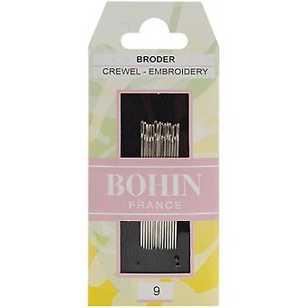Crewel Embroidery Needles-Size 9 15/Pkg 7217