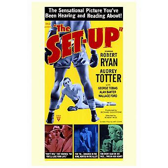 The Set-Up Movie Poster Print (27 x 40)