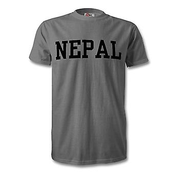 Nepal land Kids T-Shirt