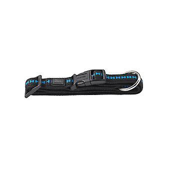 Collare in Nylon Hunter Power Grip Vario Basic nero 20 mm X cm 40-55
