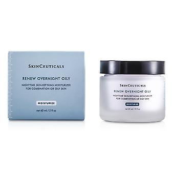 Skin Ceuticals Renew Overnight Oily (For Combination or Oily Skin) 60ml/2oz