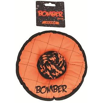 Bomber Rope Flyer Toy 20CM (Dogs , Toys & Sport , Chew Toys)