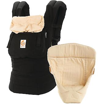 Ergobaby Original Bundle of Joy - Black/Camel
