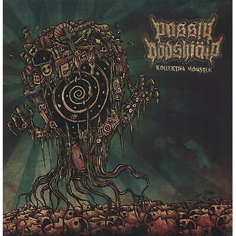 Passiv Dodshjalp - Kollektiva Monster [Vinyl] USA import