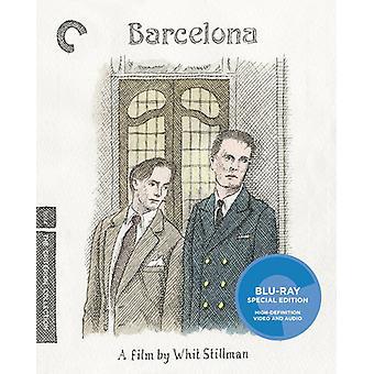 Barcelona [Blu-ray] USA importerer