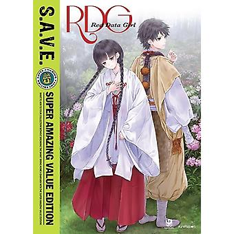 Red Data Girl: The Complete Series - Save [DVD] USA import