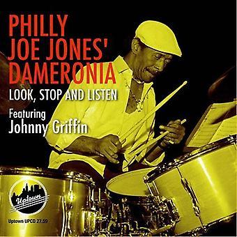 Jones, Philly Joe Dameronia - Look Stop & Listen [CD] USA import