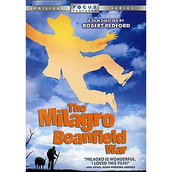 Milagro Beanfield War [DVD] USA import