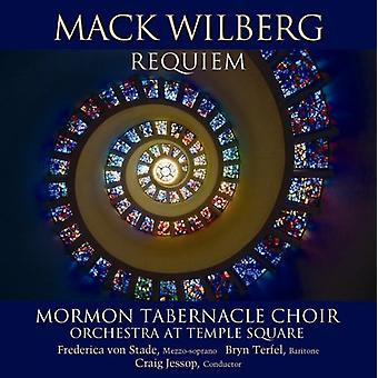 Mormon Tabernakel kor - Mack Wilberg: Requiem [CD] USA import