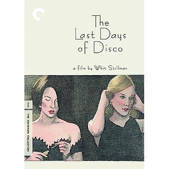 Últimos días del Disco [DVD] los E.e.u.u. la importación