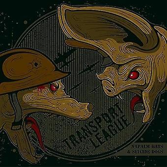 Transport League - Napalm flagermus & selvmord hunde [Vinyl] USA importerer