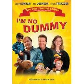 Im ingen Dummy: særlige to Diskedition [DVD] USA import
