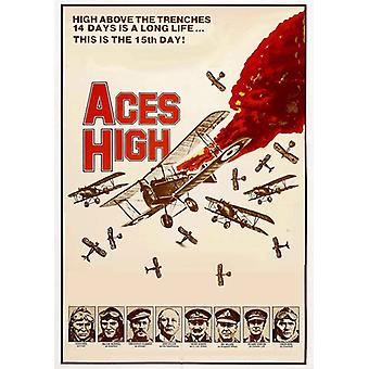 Aces High [DVD] USA importerer