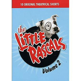 Lille slyngler - lille slyngler: Vol. 2 [DVD] USA import