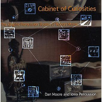 Robert Moran - Cabinet of Curiosities: The Graphic Percussion Scores [CD] USA import