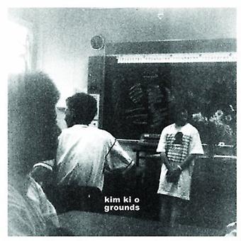 Kim Ki O - Grounds [CD] USA import