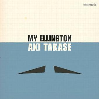 Aki Takase - My Ellington [CD] USA import