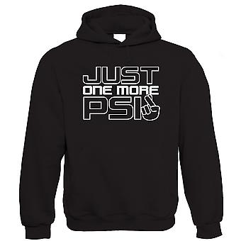 Just One More PSi Car Hoodie (S to 5XL)