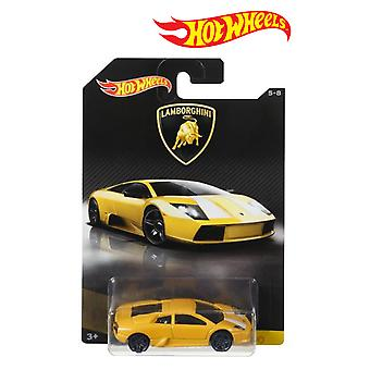 Hot Wheels Vehículo Lamborghini Srt 15Cm