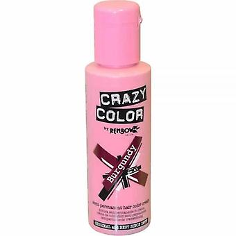 Crazy Color Crazy Color – Burgundy 100ml