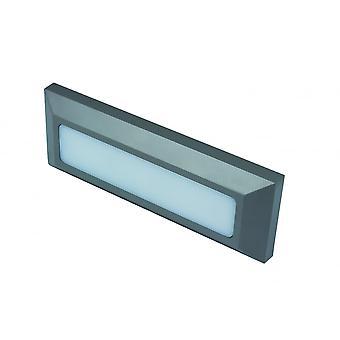 LED Robus Twilight 3W LED rektangulär vägg ljus