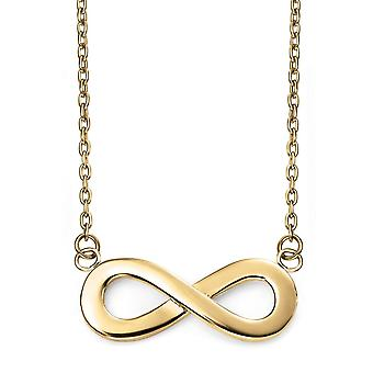 9 ct Oro infinito collar
