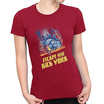 Escape RY Rick and Morty Women's T-Shirt