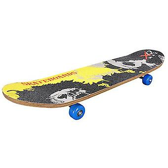 Big Buy Skateboard Wood (4 wheels) (Outdoor , On Wheels , Skateboards)