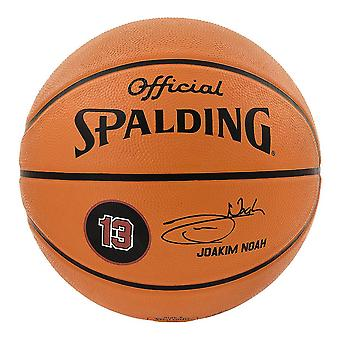 SPALDING Joakim Noah speler basketbal [orange]