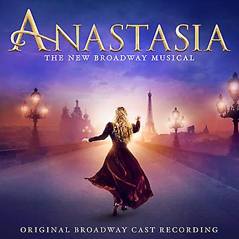 Anastasia (originale Broadway Cast Recording) - Anastasia (originale Broadway Cast Recording) [CD] USA importerer