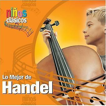 Ninos Clasicos - Ninos Clasicos: Lo Mejor De Händel [CD] USA import