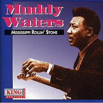 Muddy Waters - Mississippi Rollin'Stone [CD] USA import