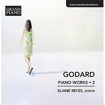 Godard / Reyes - Piano Works 2 [CD] USA import
