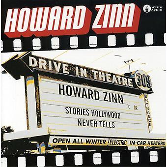 Howard Zinn - historier Hollywood aldrig fortæller [CD] USA import