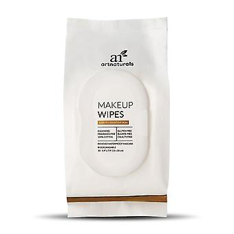 ArtNaturals 6-Piece Makeup Remover Wipe Set