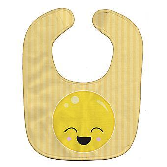 Каролинских сокровища BB8729BIB Laughy лицо ребенок нагрудник