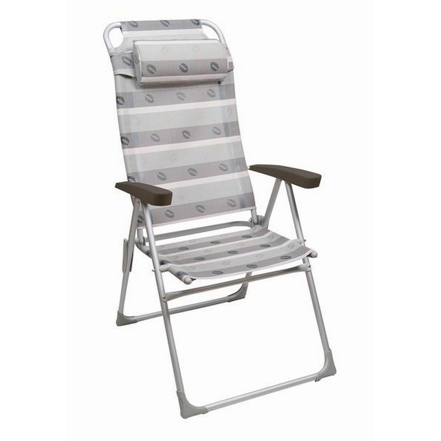 Camp 4 Malaga Compact II Graphic Print Foldable Camping Chair