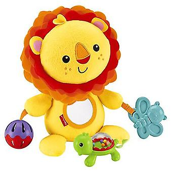 Fisher-Price Activity lion (Jouets , Maternelle , Bébés , Peluches)